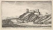 Prospect of York Castle at Tangier