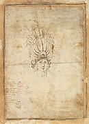 Design for a Man's Headdress