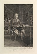 Portrait of Charles Maurice de Talleyrand-Périgord