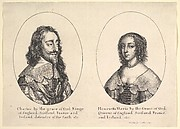 Charles I and Henrietta Maria