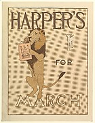 HARPER'S / FOR / MARCH