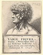 Title Page of VARIE FIGVRAE
