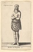A Virginian Woman (Native American) [Mulier ex Virginia]