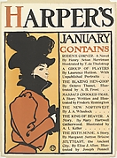 HARPER'S / JANUARY / CONTAINS / [contents]