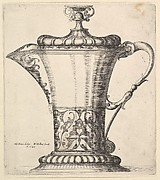 Jug with Wide Spout