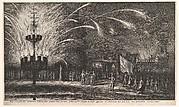 Fireworks at Hemissem