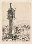 Memorial Column with an Iron Hand