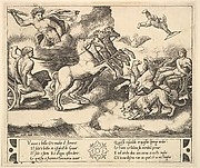 Chariots of Venus and Apollo