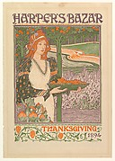 Harper's Bazar: Thanksgiving