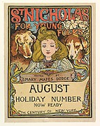 The Century: Holiday Number: St. Nicholas for Young Folks, August