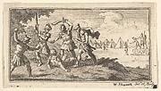 Beheading (Beaver's Roman Military Punishments, 1725, Chapter 5)