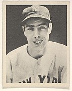 Joe DiMaggio, from the Play Ball- America series (R334), issued by Gum, Inc.