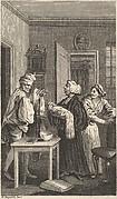 "Illustration to ""Tristram Shandy,"" Volume 4"