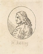 Henry Fielding (after a sketch by Hogarth)