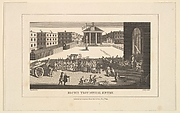 Rich's Glory, or His Triumphant Entry into Covent Garden (December 1732)