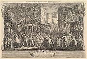 """The Industrious """"Prentice Lord Mayor of London (Industry and Idleness, plate 12)"""