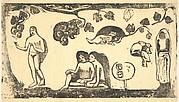 Women, Animals, and Foliage
