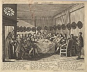 The Committee (Plate 10: Illustrations to Samuel Butler's Hudibras)