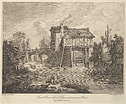 First View of Clarenton near Paris