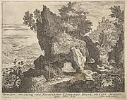 Rocky Landscape with St. Jerome