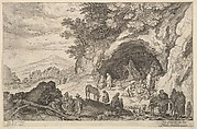 Landscape with Gypsy Camp