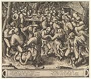 The Peasant Wedding Dance