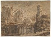 The Gate of Bruges at Sluis