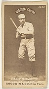 "Frederick "" Fred"" Herbert Carroll, Catcher, Pittsburgh, from the Old Judge series (N172) for Old Judge Cigarettes"
