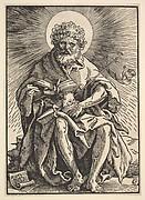 St. John the Baptist Holding the Lamb
