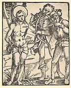 Martyrdom of St. Sebastian with Two Crossbow Men
