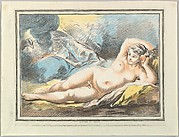 Facsimile Reproduction of Jupiter and Danae