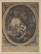 L'Départ du Courier (The Departure of the Messenger)