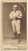 "James Francis ""Pud"" Galvin, Pitcher, Pittsburgh, from the Old Judge series (N172) for Old Judge Cigarettes"