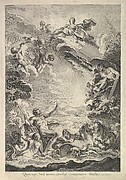 Neptune apaisant la tempête (Neptune Calming the Storm)