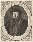 Augustin de Thou, president au Parlement