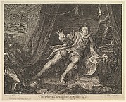 Garrick in the Character of Richard III