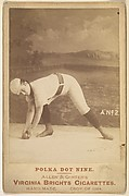 Card No. 2, from the advertising card series &quot;Cabinet Photos, Allen &amp;amp; Ginter&quot; (H807, Type 2), issued by Allen &amp;amp; Ginter to promote Virginia Brights Cigarettes