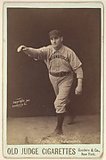 Henry Boyle, Pitcher, Indianapolis, from the series Old Judge Cigarettes