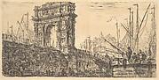 Arch of Trajan in Ancona (Arco di Trajano in Ancona)