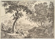 Satyrs in a Landscape