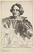 Portrait of Justus Suttermans