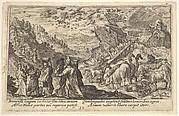 Noah Leaving the Ark, from Scenes from Genesis