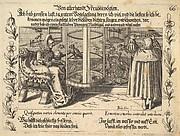 Von allerhandt Freudenvöglen, illustration from Petrarch, Glück und Unglück Spiegel, figure 66