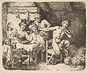 The Satyr and the Peasant