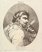 Poet (from Twelve Characters from Shakespeare)