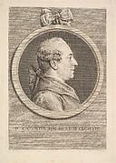 Portrait of P.A. Caron de Beaumarchais