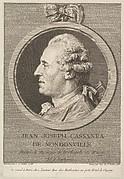 Portrait of Jean-Joseph Cassanea de Mondonville