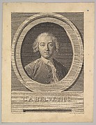 Portrait of Claude Adrien Helvétius (1715-1771)