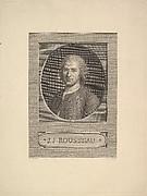 Portrait of Jean-Jacques Rousseau