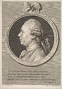 Portrait of André Danican Philidor